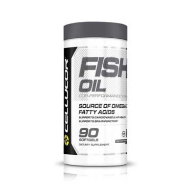 Cellucor Fish Oil 90 Caps