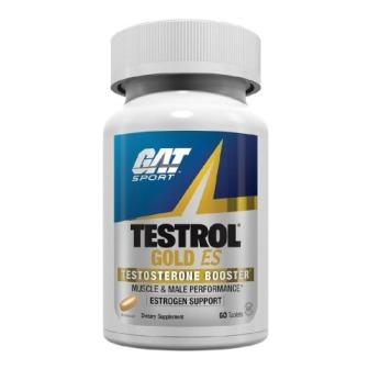 GAT Testrol Gold ES, 60 tablet(s) Unflavoured