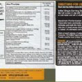 Grenade-50-Calibre-Pre-Workout-580-g-supplement-facts