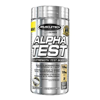 MuscleTech Pro Series Alpha Test, 120 capsules