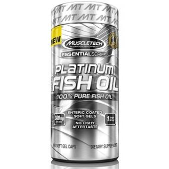 Muscletech Essential 100% Fish Oil 100 Caps