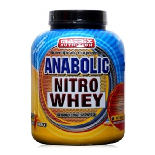 Matrix Nutrition Anabolic Nitro Whey, 4.4 lb Chocolate