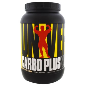 Universal Nutrition Carbo Plus, 2.2 lb Unflavoured