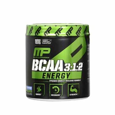 MusclePharm BCAA 3:1:2 Energy - 30 Servings
