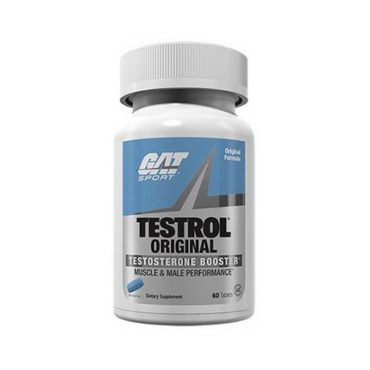 GAT Testrol, Original 60 tablet(s) Unflavoured
