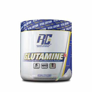 RONNIE COLEMAN Signature Series Glutamine-XS, 0.66 lb Unflavoured