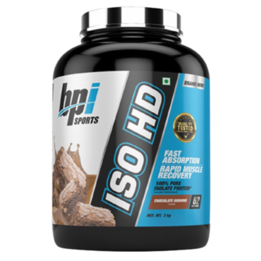 BPI Sports ISO HD Whey Isolate Protein 2kg1
