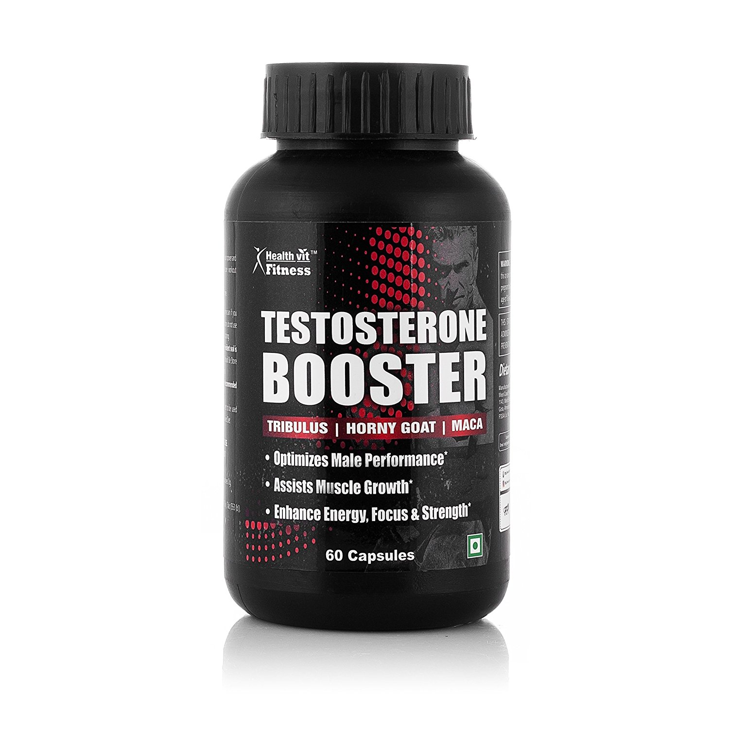 Healthvit-Testosterone-Booster-60-capsules-Unflavoured