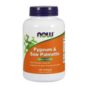 Now-Pygeum-Saw-Palmetto-120-softgels