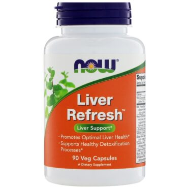 Now-liver-refresh-90-capsules