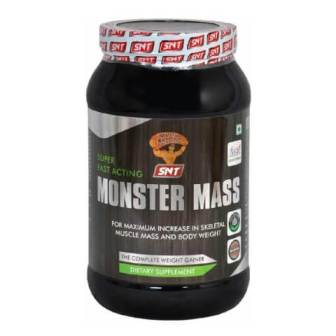 SNT Monster Mass, 2.2 lb Chocolate