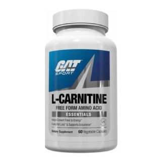 GAT SPORTS L-Carnitine, 60 capsules Unflavoured