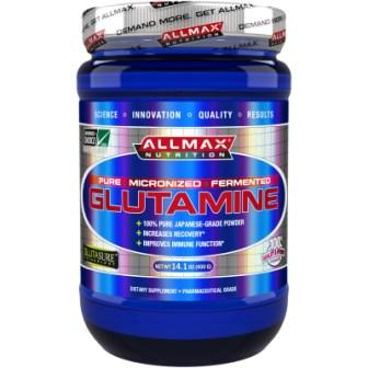 Allmax Nutrition Glutamine Powder – 400 g