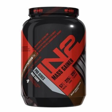 IN2 Mass Gainer 1.2 kgs rich chococlate