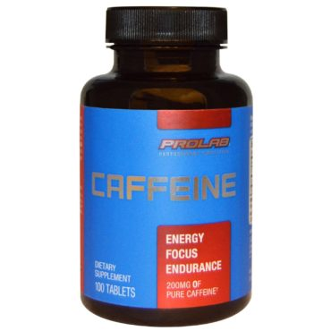 ProLab Caffeine, 100 tablet(s)
