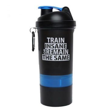 GHC Shaker front