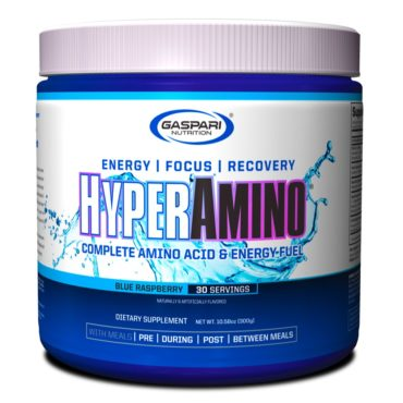 Gaspari Hyper Amino 30 Serving + Free Gaspari Intrapro Sample