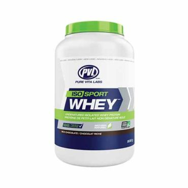 PVL Iso Sports Whey 908g Coconut Cream
