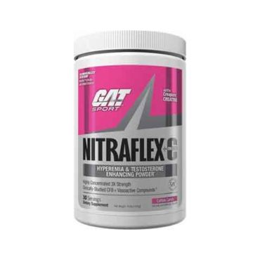Gat Nitraflex Plus Creatine 420G Powder