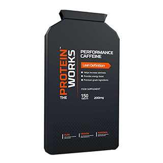 The Protein Works Pure Performance Caffeine (180 tablets)