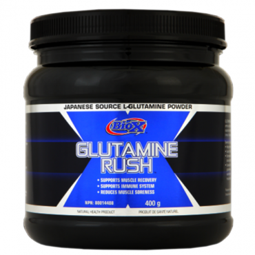 BioX-Glutamine-Rush-400Gm