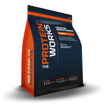 The Protein Works Creatine Monohydrate 500g