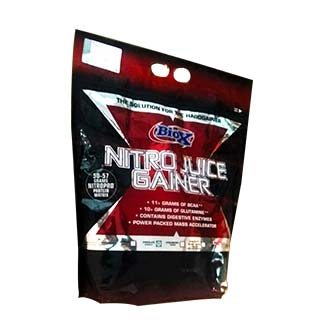 Biox Nitro Juice Gainer 5.45kg Chocolate