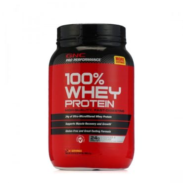 GNC Pro Performance 100% Whey Protein 24g Powder 2 lbs