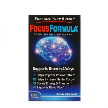 GNC-Focus-Formula-Supports-Blood-Flow-and-Improves-Concentration-60-Tablets