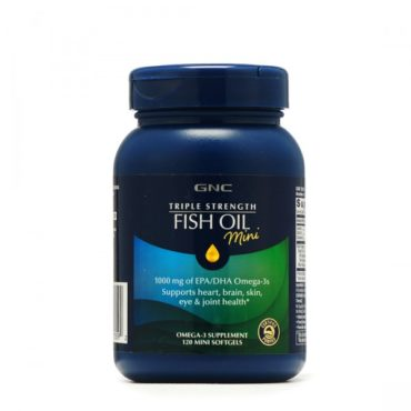 GNC-Triple-Strength-Fish-Oil-Mini-120-Softgels