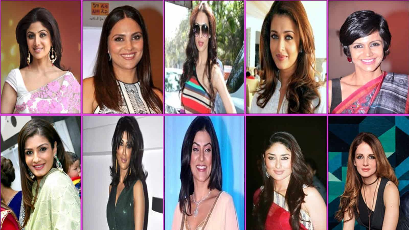 Image of fittest mothers of bollywood