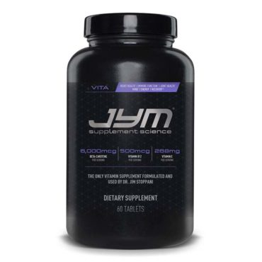 JYM Supplement Science Vita 60 Tablets