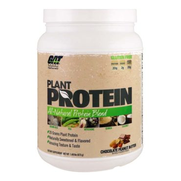 GAT-Sports-Plant-Protein-20-Servings-Chocolate-peanut-butter
