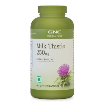 GNC Milk Thistle HP 250MG 90 Caps