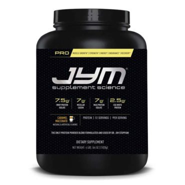JYM Pro Supplement Science Protein Blends 4lb