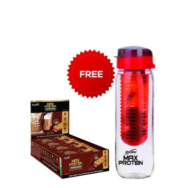 Ritebite-Max-Protein-Professional-Chocolate-Berry-100Gm-12-Pcs-Box-Fruit-Infuser