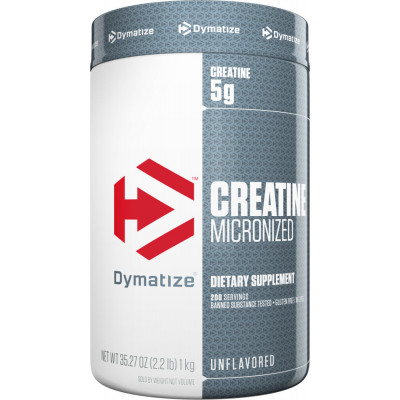 Buy Dymatize Micronized Creatine 1kg