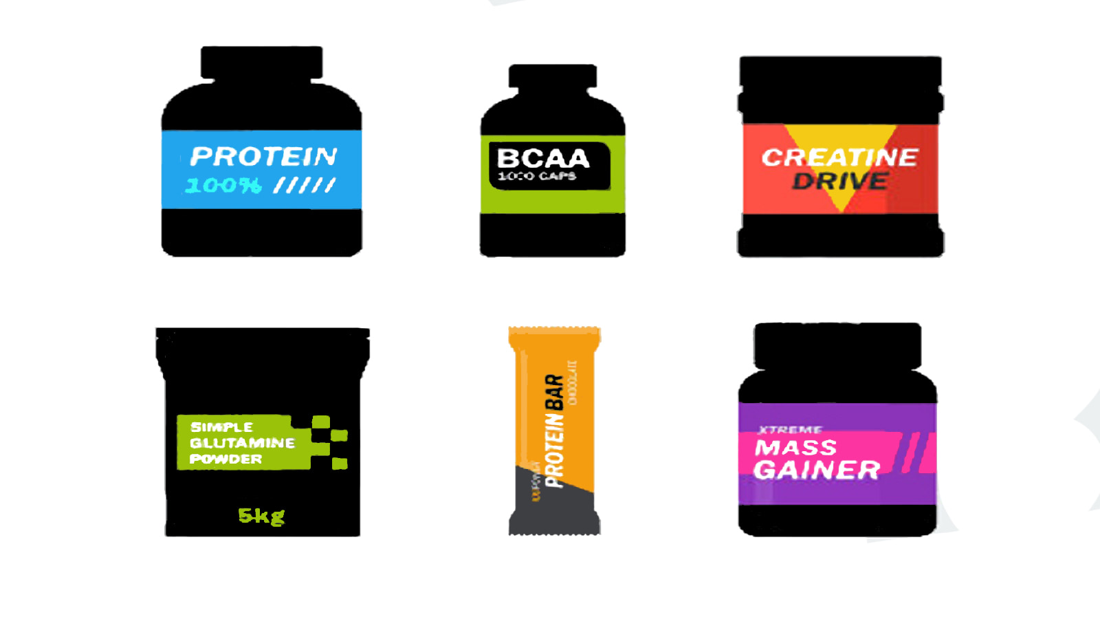 Top Whey Protein Brands In India