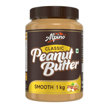 Alpino Classic Peanut Butter 1KG (Pack Of 2)