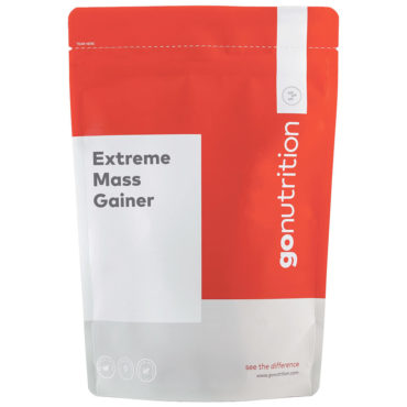 GoNutrition Extreme Mass Gainer, 11 lb