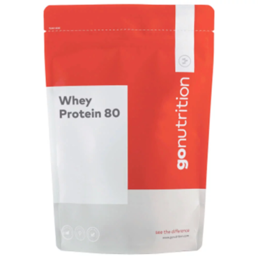 GoNutrition Whey Protein 80, 5.5 lb