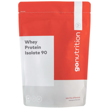 GoNutrition Whey Protein Isolate 90, 2.2 lb