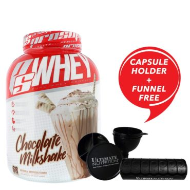 ProSupps-Whey-5-lbs-Ultimate-Nutrition-Capsule-Holder-Funnel