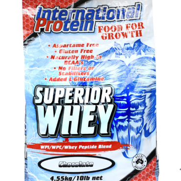 International Protein Superior Whey 10 lb