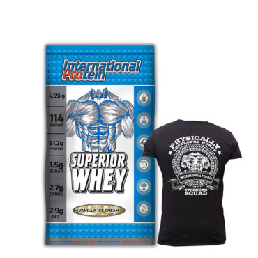 International-Protein-Superior-Whey-T-shirt