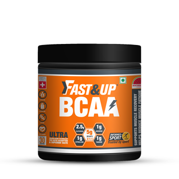 Fast&Up BCAA Jar of 30 servings Watermelon