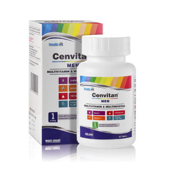 Healthvit Cenvitan Men 60 Tablets