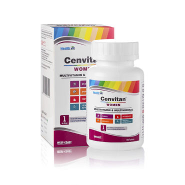 Healthvit Cenvitan Women 60 Tablets