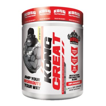 Kong-Creatine-AMP-300G-Unflavoured-new