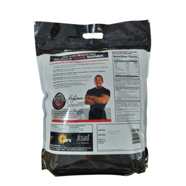 Labrada-muscle-mass-gainer-11lb-chocolate-back-image